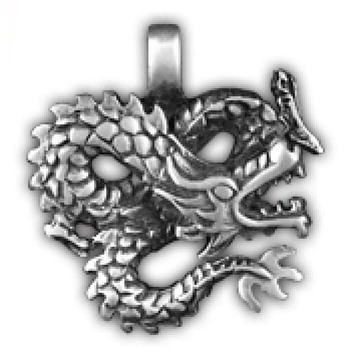 "Amulet protective totem ""Dragon"" 71128"