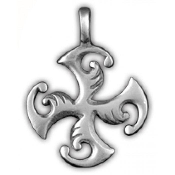 "Amulet protective totem ""Cross of Gammat"" 71133"