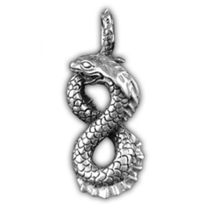 "Amulet protective totem ""Ouroboros"" 71144"
