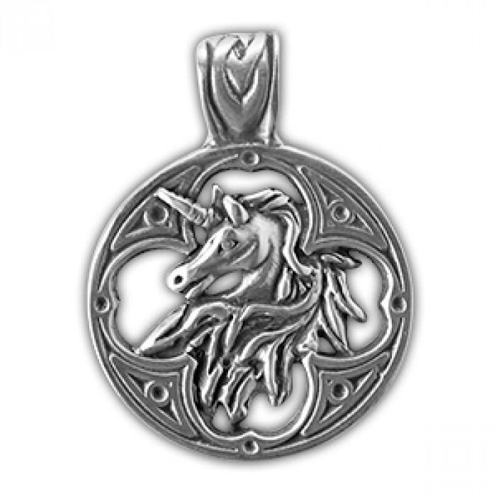 """Amulet protective nordic """"Unicorn Plantagenet"""" 71507"""