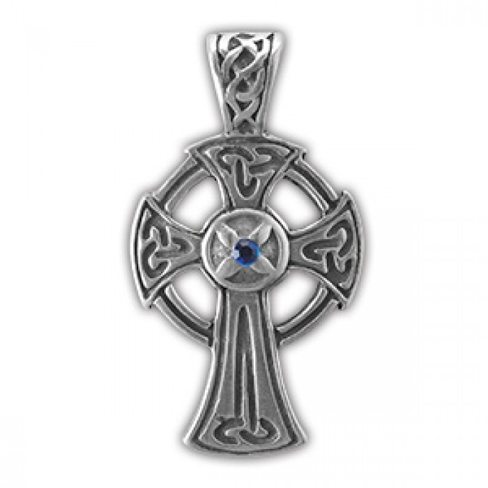 """Amulet protective nordic """"Priestly cross"""" 71508"""