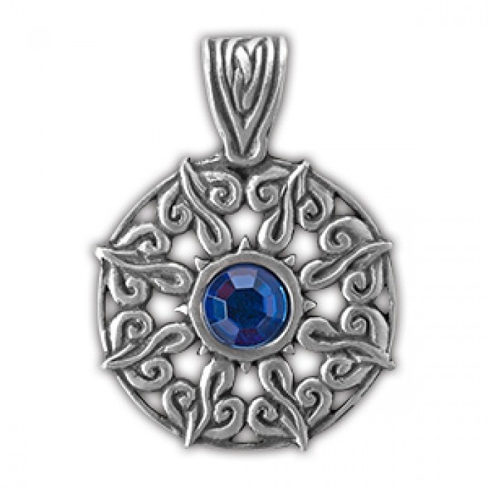 """Amulet protective nordic """"Star of Heaven"""" 71509"""