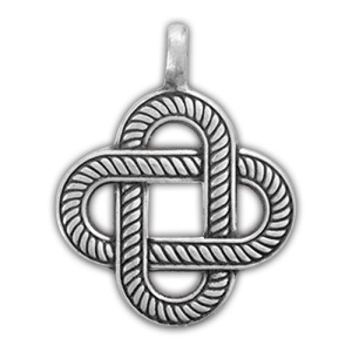 "Protective amulet Viking ""Brigid's Cross"" 71522"
