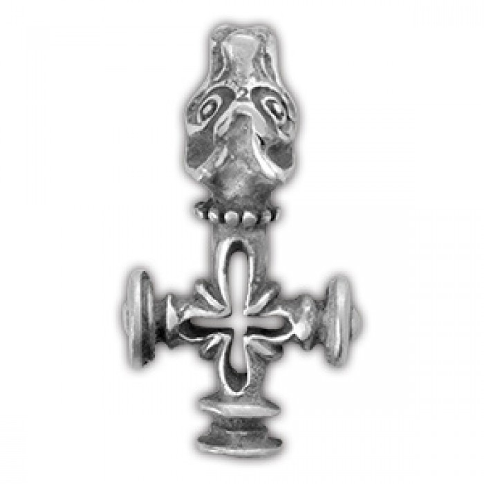 """Protective amulet Viking """"Wolf's Cross"""" 71529"""