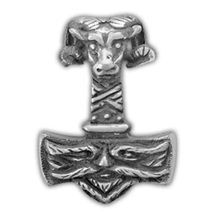 """Protective amulet Viking """"Thor's Hammer"""" 71531"""