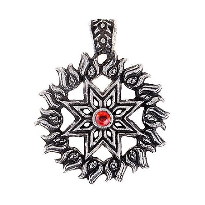 "Protective amulet Bereginya ""Alatyr-Star"" 71701"