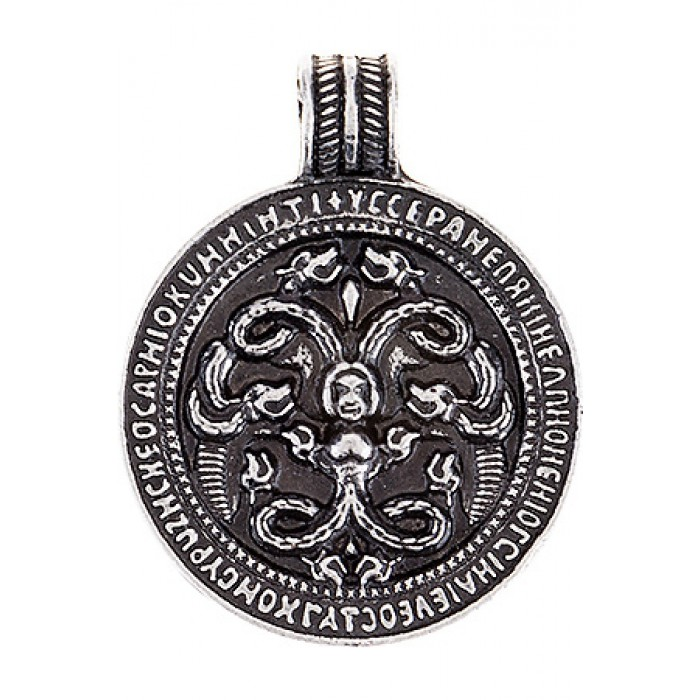 "Protective amulet Bereginya ""Serpentine"" 71702"