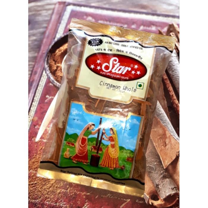 Cinnamon Whole Корица (касия) в стручках, Далчини 100грамм.