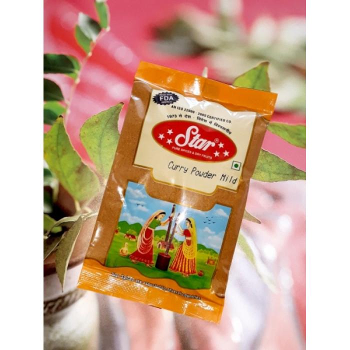 Curry Powder Mild Карри листья молотые 100грамм.