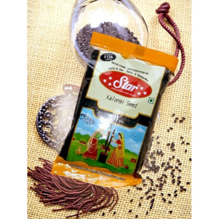 Kalongi Seed Калинджи, Чернушка, Нигелла 100грамм.