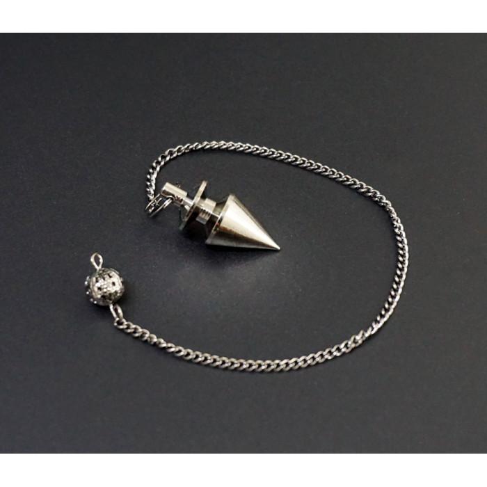 "Pendulum ""India"" metal B-M-Pen-008 color nickel"