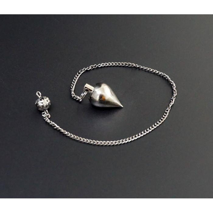 "Pendulum ""India"" metal B-M-Pen-004 color nickel"