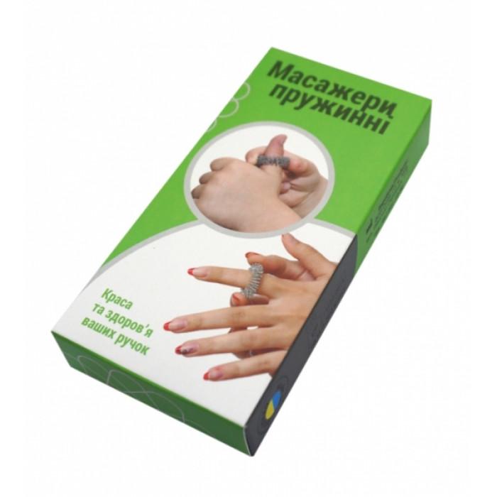 Finger Massage Springs Set