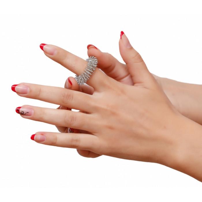 Finger massage ring # 1