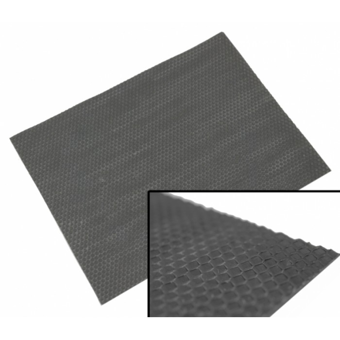 Colored foundation sheet 10 sheets Black