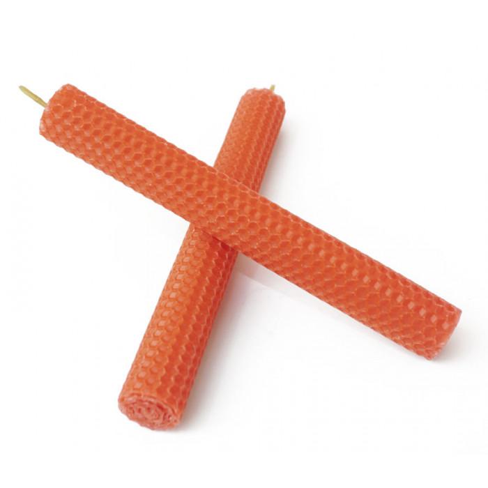 Foundation candle Orange