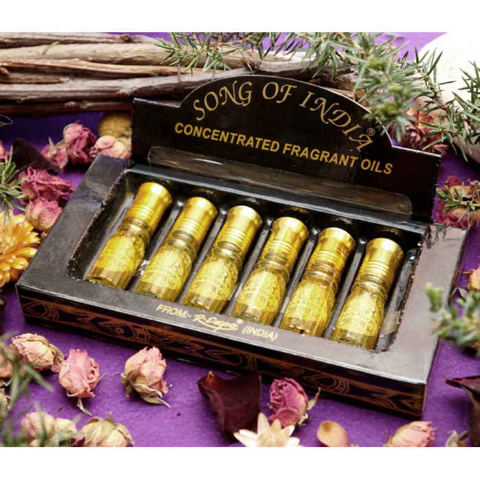 """Aphrodesia Essential Oil """"Song of India"""""""