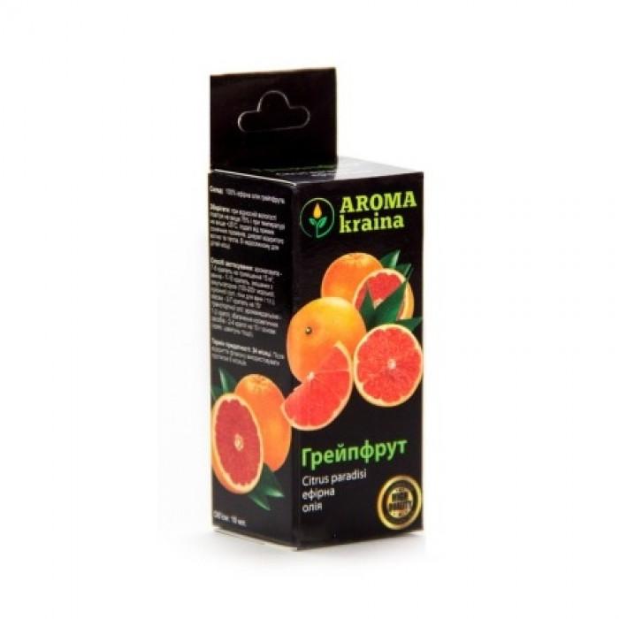 Grapefruit essential oil 5ml. Aroma kraina