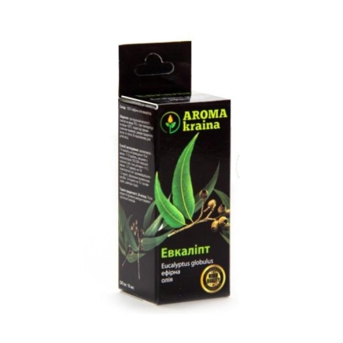 Eucalyptus essential oil 5ml. Aroma kraina