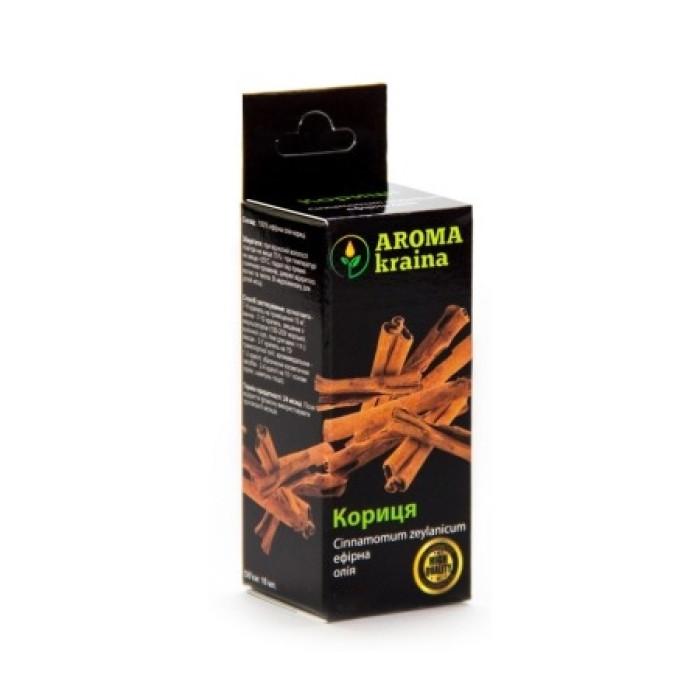 Essential oil of cinnamon 10ml. Aroma kraina