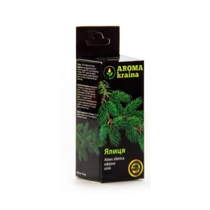 Essential fir oil 20ml. Aroma kraina