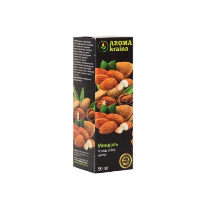 Almond oil 50ml. Aroma kraina