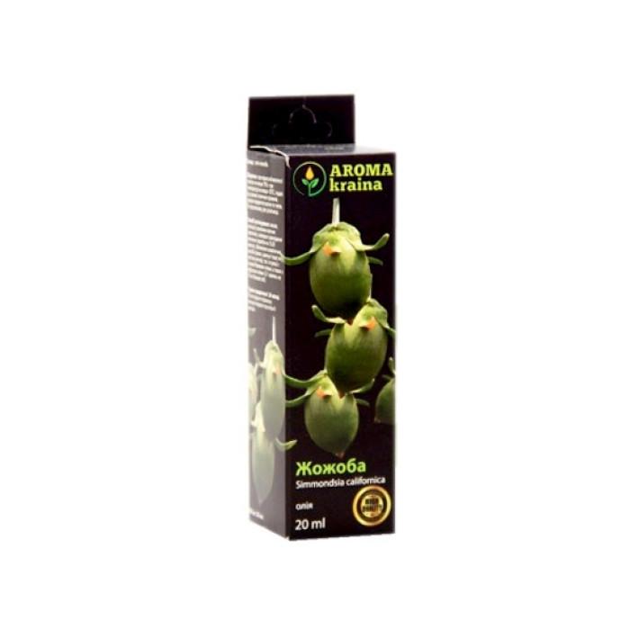 Jojoba oil 20ml. Aroma kraina