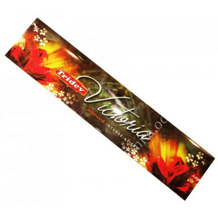 Tridev VIKTORIA JASMINE (flat pack) 25 grams