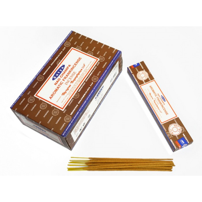 Satya Aromatic Frankincense (flat pack) 15 grams