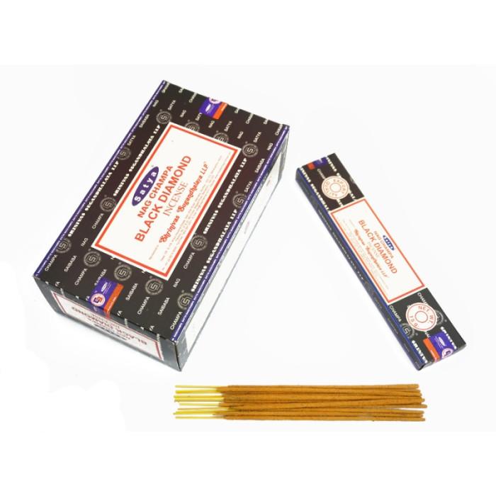 Satya Black Diamond (flat pack) 15 grams