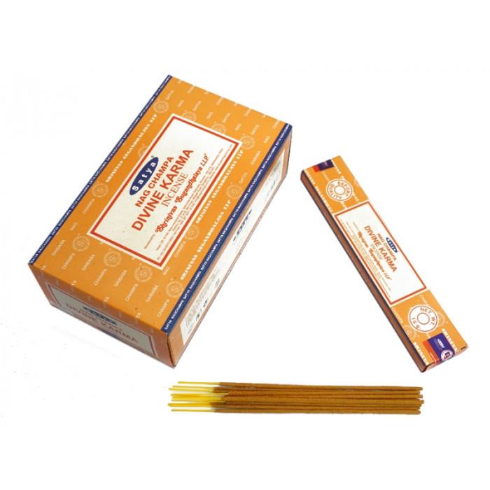 Satya Divine Karma (flat pack) 15 grams