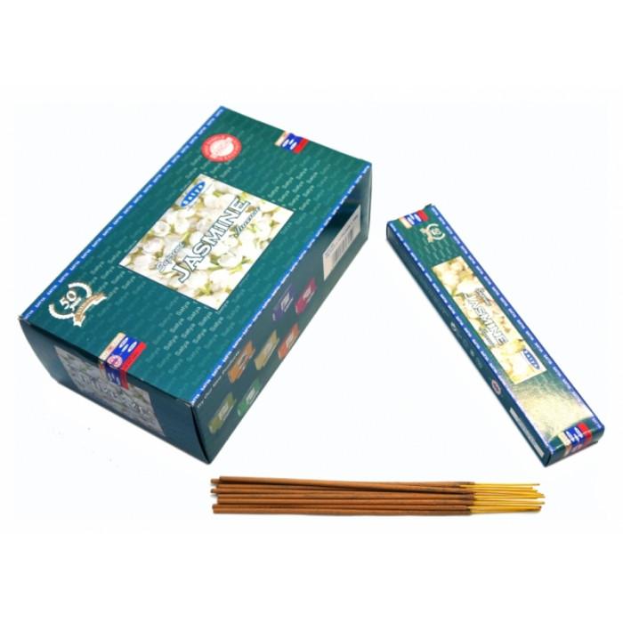 Satya Supreme Jasmine (flat pack) 15 grams