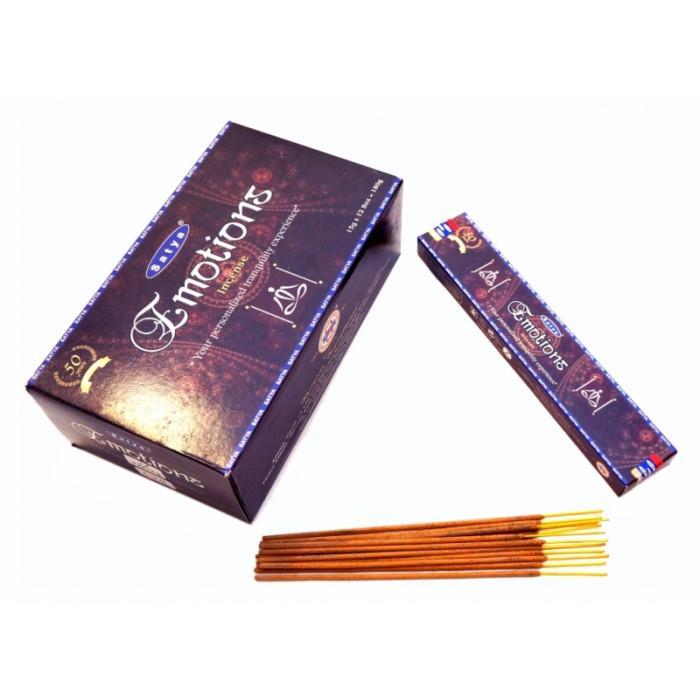 Satya Emotions (flat pack) 15 grams