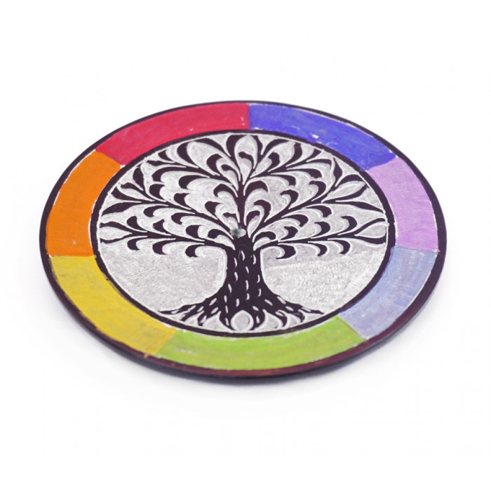 "Stand for aroma sticks KK-16 ""Tree of life"""