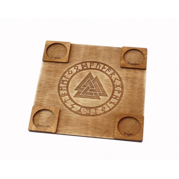 Altar board No. 2 Brown