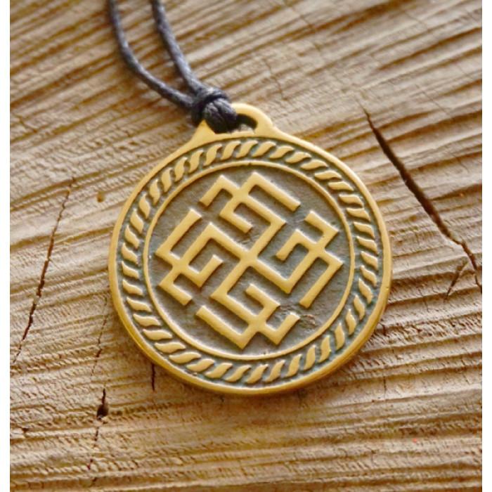 Amulet number 11 Svarozhich