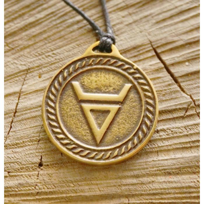 Оберег №21 Символ Велеса