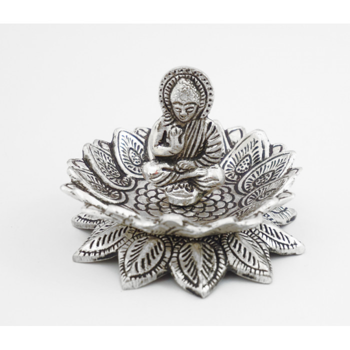 """Stand for aroma sticks """"Buddha in a lotus"""" DH-279"""