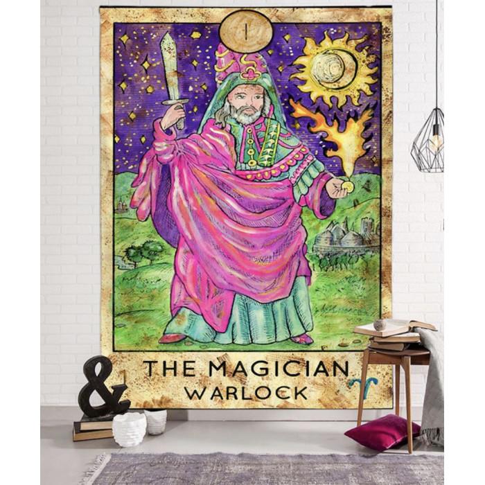 "Wall tapestry ""Arkan Magician"" №57"