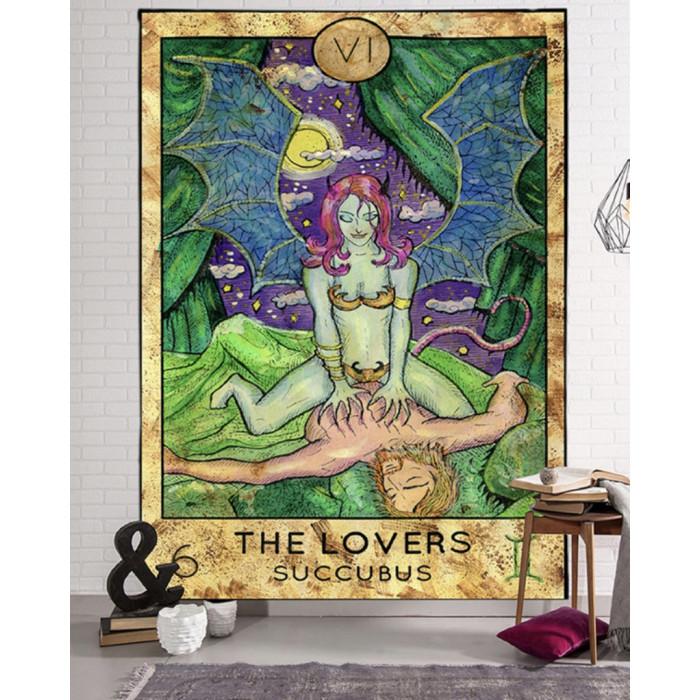 "Wall tapestry ""Arkan Lovers"" №55"