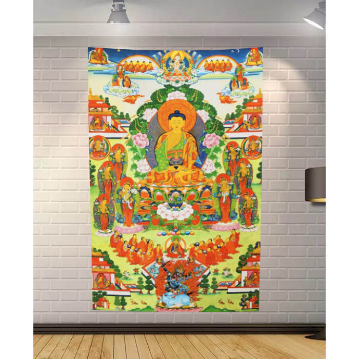 """Wall tapestry """"Buddha"""" №74"""