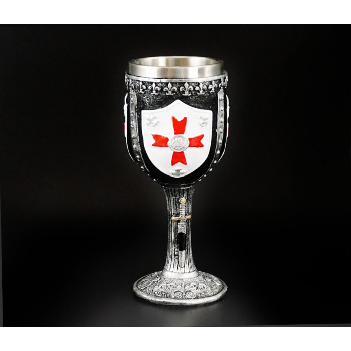"""Cup """"Emblem"""" from polystone CUP-32G"""