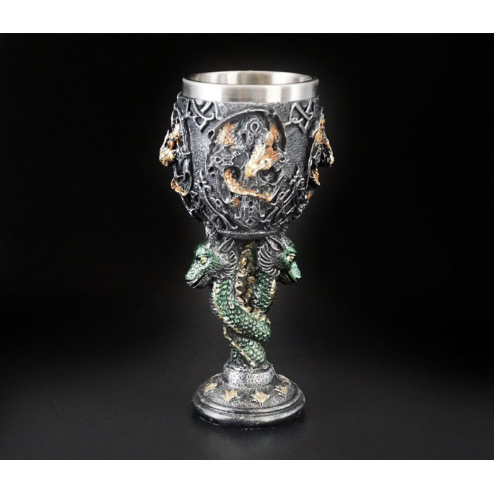 """Cup """"Cross"""" from polystone CUP-34"""
