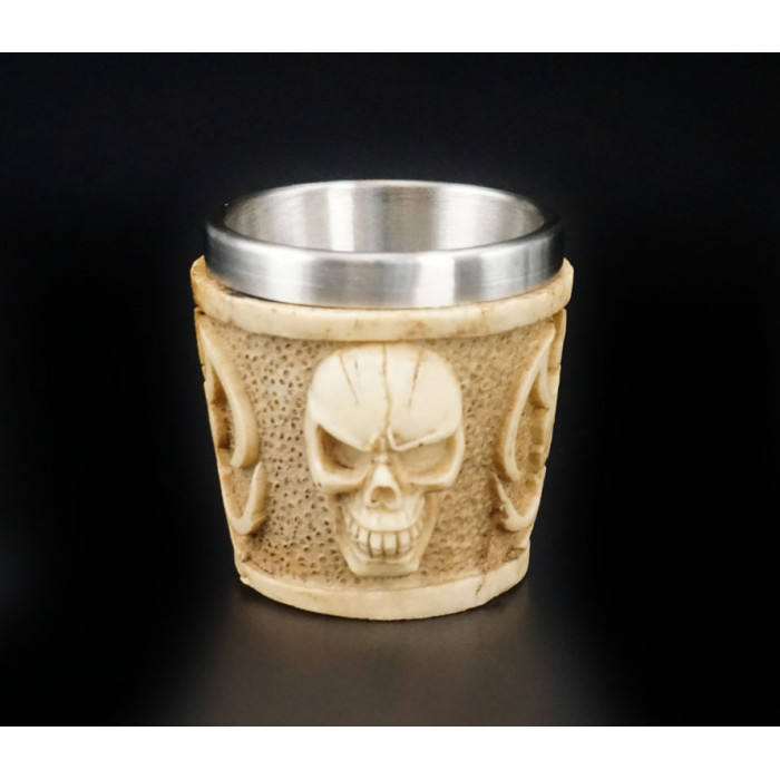 """Stack """"Skull"""" from polystone CUP-1"""