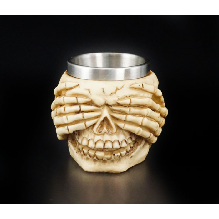 """Stack """"Skull"""" from polystone CUP-2"""