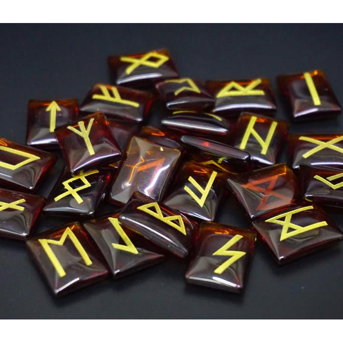 RUN set Carnelian polymer