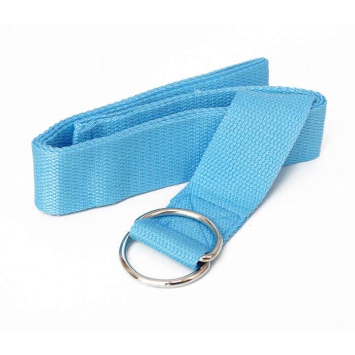 Yoga Strap Light Blue