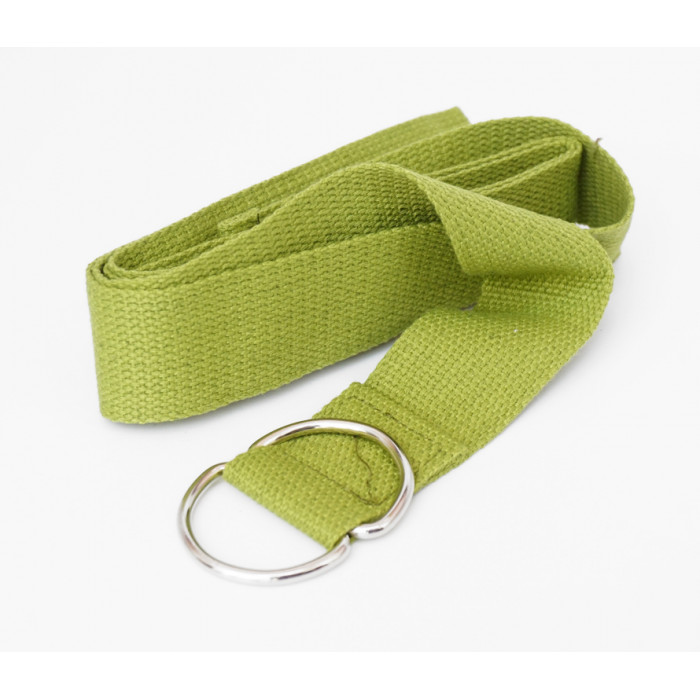 Yoga Strap Green