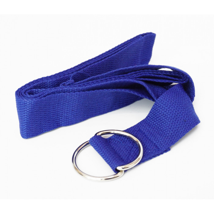 Yoga Strap Blue