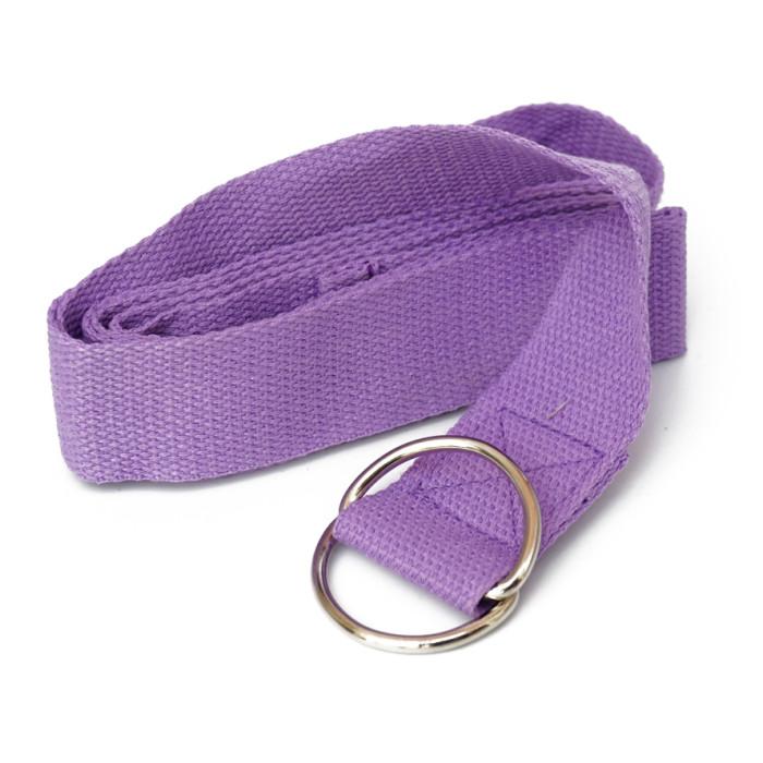 Yoga Strap Lilac